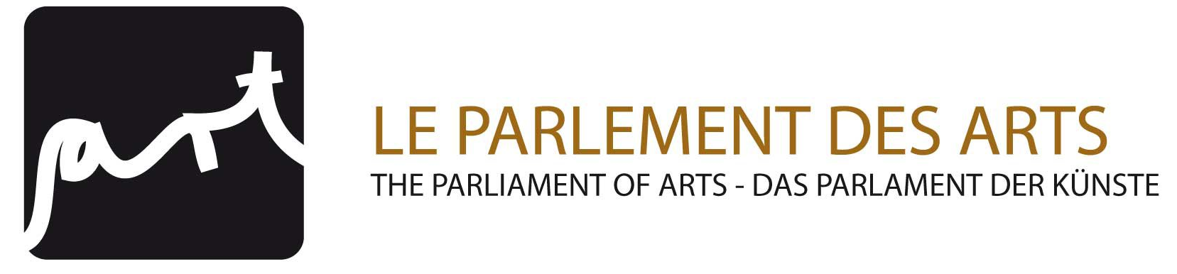 Parlements des arts Logo